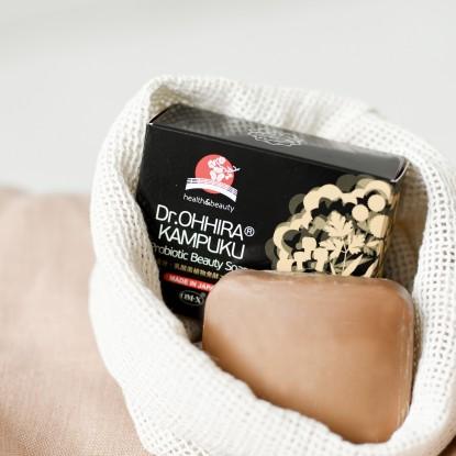 Dr.OHHIRA ®  KAMPUKU muilas su fermentuotu ekstraktu