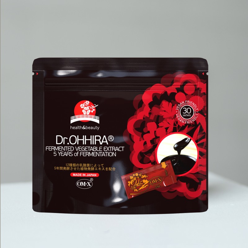 DR. OHHIRA® Fermentuotas augalinis ekstraktas