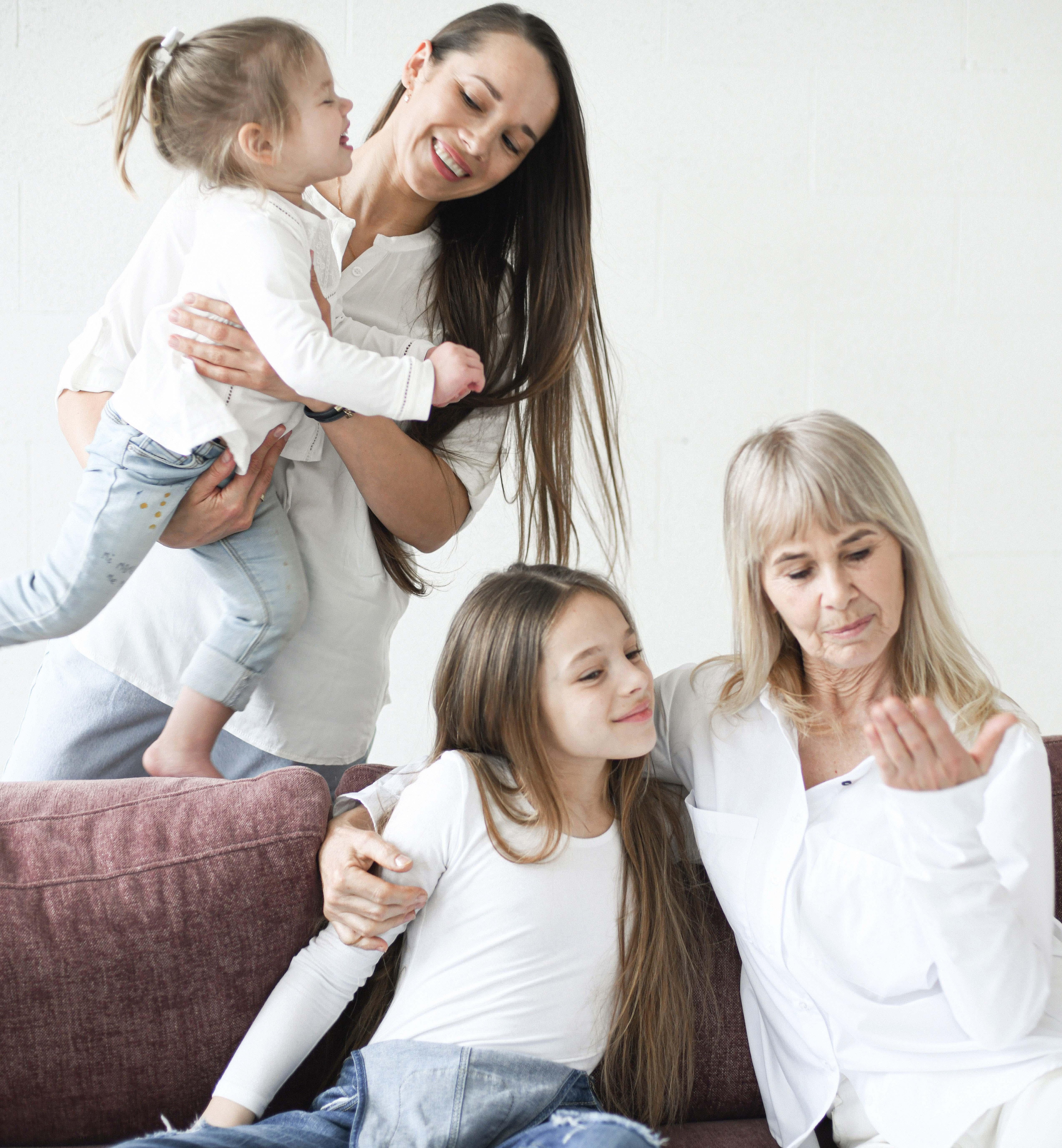 Produktai visai šeimai - nuo 0 iki 100 metų!